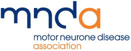 MNDA motor neurone disease association logo